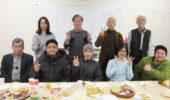 富岡教室の親睦会