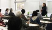 日本語講座 2018年度後期スキルアップ講座が開催されました(10/21、10/28、11/11)