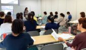 日本語ボランティア 前期入門講座(2019年7月7、21日、8月4日)