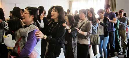日本語教室交流会の様子3