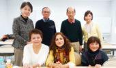 日本語講座 水曜午後教室 懇親会(2019年12月18日)