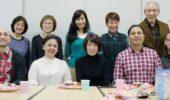 日本語講座 金曜午後教室懇親会 (2020年2月14日)